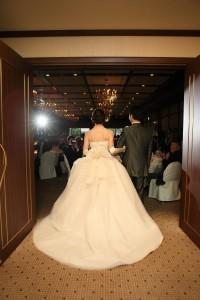 内田さん結婚式